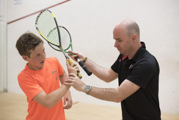 Private Squash Coaching