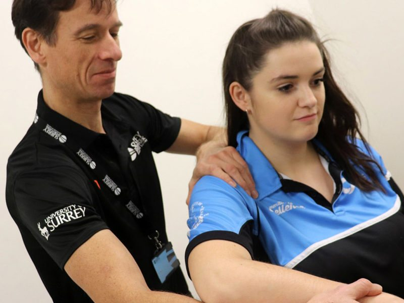 Osteopathy in Guildford